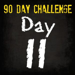 Free HIIT Mamas 90 Day Fitness Challenge- DAY 11