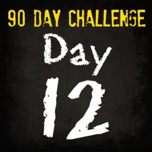 Free HIIT Mamas 90 Day Fitness Challenge- DAY 12