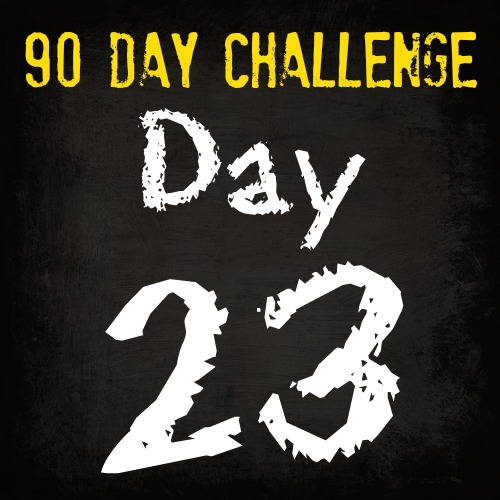 Free HIIT Mamas 90 Day Fitness Challenge- DAY 23