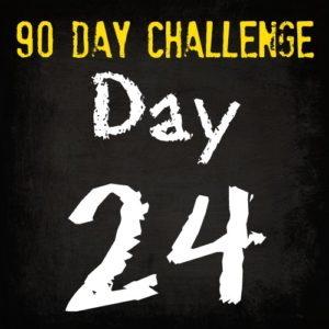 Free HIIT Mamas 90 Day Fitness Challenge- DAY 24
