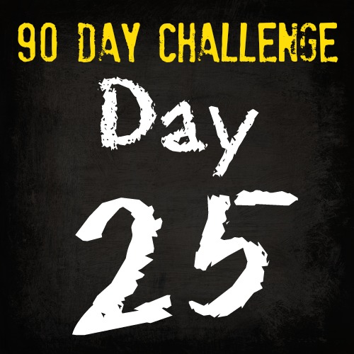 Free HIIT Mamas 90 Day Fitness Challenge- DAY 25