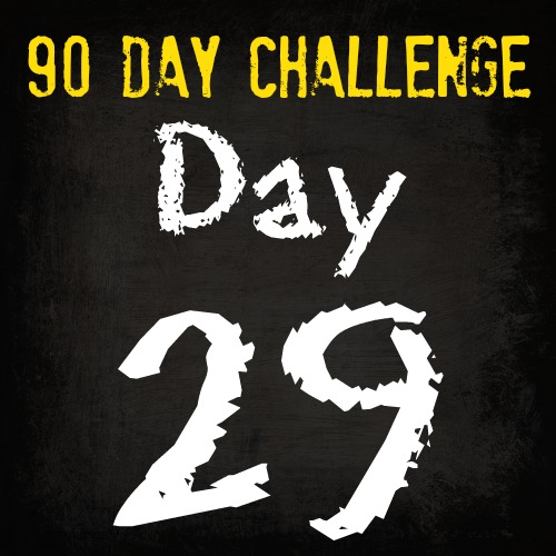 Free HIIT Mamas 90 Day Fitness Challenge- DAY 29