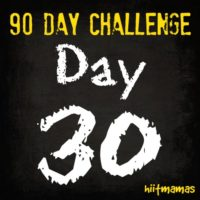 Free HIIT Mamas 90 Day Fitness Challenge- DAY 30