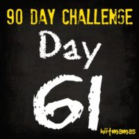 Free HIIT Mamas 90 Day Fitness Challenge- DAY 61