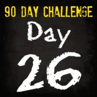 Free HIIT Mamas 90 Day Fitness Challenge- DAY 26