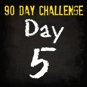 Free HIIT Mamas 90 Day Fitness Challenge- DAY 5