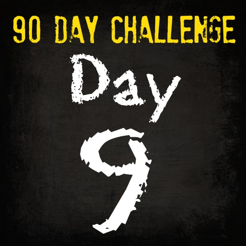 Free HIIT Mamas 90 Day Fitness Challenge- DAY 9
