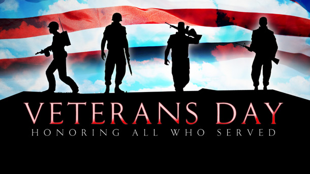 Veteran's Day WOD